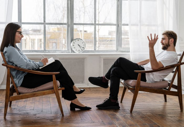 How can counselling help physical health problems?