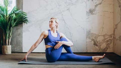 How yoga has totally transformed my life
